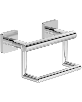 Symmons Duro Wall-Mounted Toilet Paper Holder in Polished Chrome