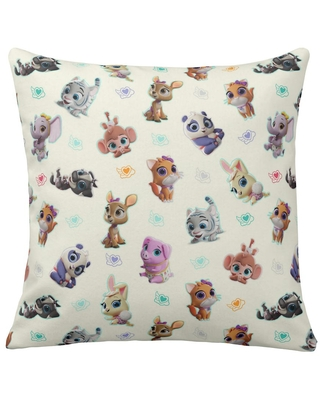 T.O.T.S. ''Special Delivery'' Throw Pillow Customized Official shopDisney