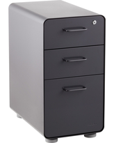 Locking Stow Filing Cabinet