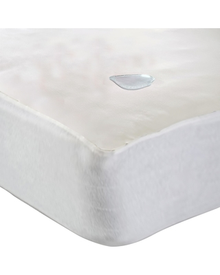 Twin XL Organic Smooth Mattress Protector - Christopher Knight Home