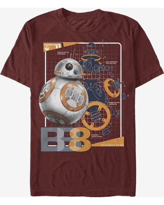 Star Wars BB-8 Schematics T-Shirt
