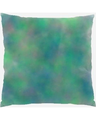 East Urban Home Seamless Tiling Clouds Throw Pillow W001348771 Location: Indoor