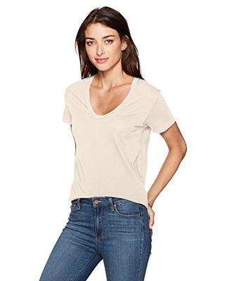 AG Adriano Goldschmied Women's Henson Tee, pigment moon glade, S