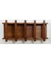 Rebrilliant Andice Cage Wall Shelf BI003714 Finish: Brown