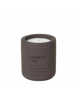 Blomus Fragra Verbena Lime Scented Jar Candle 6589 Size: Small