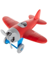 Plastic Airplane Toy for Kids and Toddlers by Hey! Play!