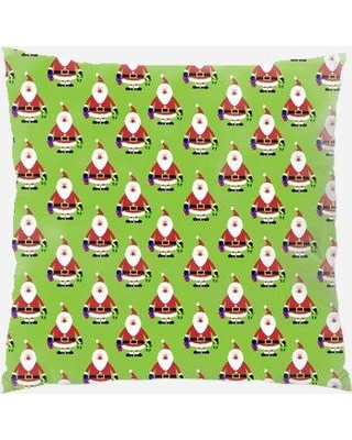 Spectacular Deals On The Holiday Aisle Higgs Christmas Throw Pillow