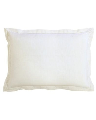 HiEnd Accents Madison King Pillow Sham in White