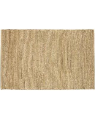 Heathered Chenille Jute Rug, 5x8', Natural
