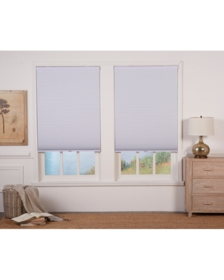 Copper Grove Yerevan 64-inch White Cordless Blackout Cellular Shade (30 x 64)