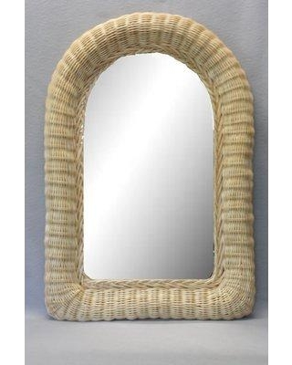 Highland Dunes Choe Edge Accent Mirror BF009873