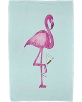 Ivy Bronx Sailer Beach Towel IVBX7467 Color: Aqua