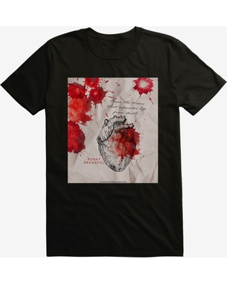 Penny Dreadful Splattered Note T-Shirt