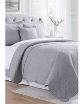 Modern. Southern. Home.™ Grey Scalloped Tiles Quilt