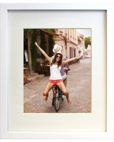 """Gallery Frame White 11""""x 14"""" (Holds 8"""" x 10"""" Photo) - Room Essentials"""