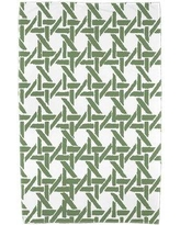 Ivy Bronx Sailer Beach Towel IVBX7473 Color: Green