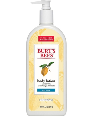 Burt's Bees Cocoa and CupuaÇu Butters Body Lotion - 12 oz
