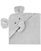 Carter's Baby Hooded Cotton Elephant Towel