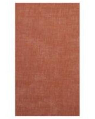 Ebern Designs Manke Solid Sheer Single Curtain Panel W001618202 Curtain Color: Rust
