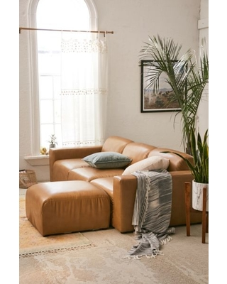 Brilliant Urban Outfitters Modular Recycled Leather Sofa Brown M At Urban Outfitters From Urban Outfitters Us People Pabps2019 Chair Design Images Pabps2019Com