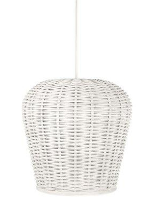Shopping Special For Bay Isle Home Jodie 1 Light Single Bell Pendant 2161170 Shade Color White