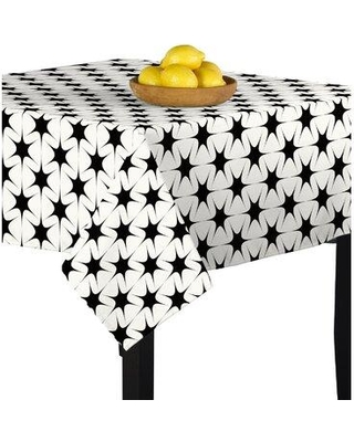 """East Urban Home Starlight Tablecloth W001638164 Size: 54"""" x 54"""""""