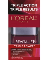 Revitalift Triple Power Deep-Acting Moisturizer 1.7oz -L'Oreal Paris