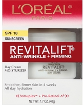 L'Oreal Paris Revitalift Anti-Wrinkle + Firming Day Cream Spf 25 - 1.7oz