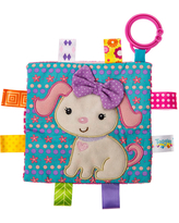 Taggies Crinkle Me - Sister Puppy - Baby Toys & Gifts for Babies - Fat Brain Toys