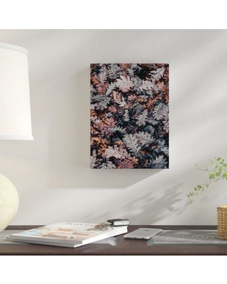 """Winston Porter 'Abstract Style' Photographic Print on Wrapped Canvas BI066285 Size: 14"""" H x 14"""" W x 2"""" D"""