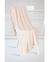 Charlton Home Kelling Blanket BF064500 Color: Beige, Size: Throw