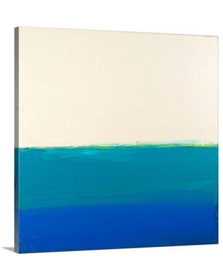"""Great Big Canvas 'Above and Below' Don Bishop Painting Print 2414584_1 Format: Canvas Size: 30"""" H x 30"""" W x 1.5"""" D"""