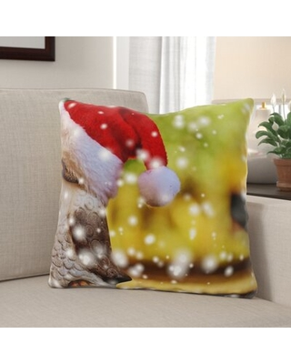 Sweet Savings On Perdomo Christmas Indoor Outdoor Canvas Throw Pillow The Holiday Aisle
