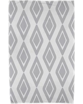 East Urban Home Upscale Getaway Diamond Jive 1 Beach Towel ESTW5572 Color: Gray