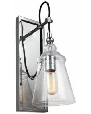 Generation Lighting Feiss Loras 17 Inch Wall Sconce - WB1850CH
