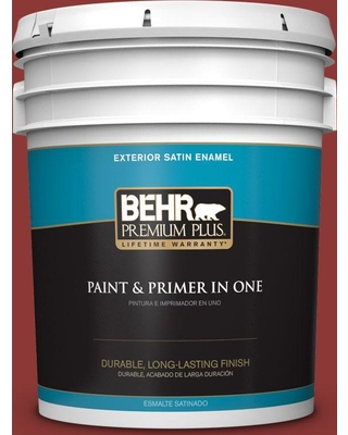 Spring Savings Is Upon Us Get This Deal On Behr Premium Plus 5 Gal Ppf 40 Rocking Chair Red