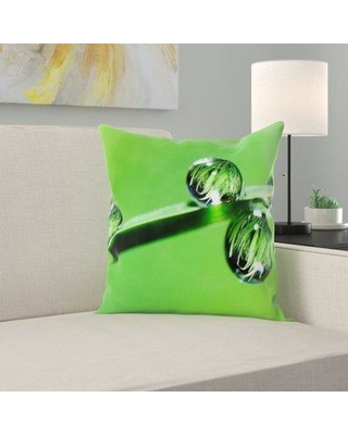 East Urban Home Water Throw Pillow W000209177