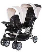 Baby Trend Sit N' Stand Travel Multi-Child Stroller, Size 43.0 H x 21.5 W x 49.0 D in   Wayfair SS76D18A