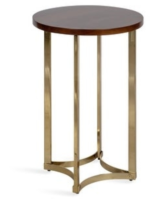 Kate and Laurel Bellingham Side Table - 18x18x26