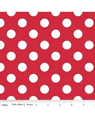 Amazing Sales On Red White Polka Dot Mickey Minnie Mouse Kitchen Fabric Curtain Topper Valance