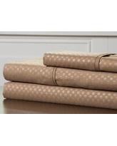 PLYH Sheet Set 30P-001- Color: Taupe, Size: King