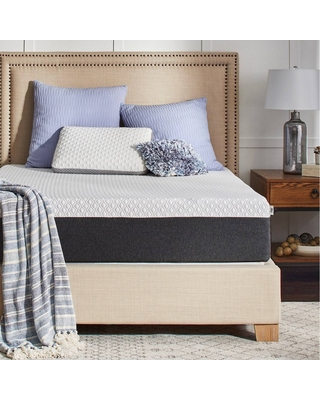 """12"""" Hybrid Mattress with Cool & Clean Cover - Sealy - Full"""