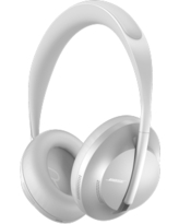 Bose Noise Cancelling Wireless Bluetooth Headphones 700 - Silver