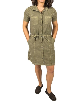 Gramicci Women's Steppin Out Dress - Small - Sage Green