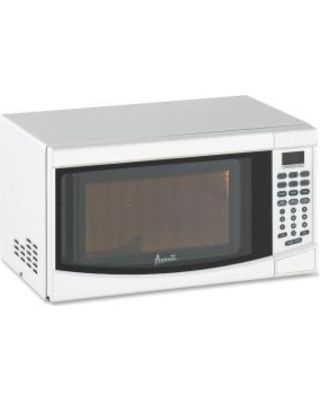 "Avanti 18"" 0.7 cu.ft. Countertop Microwave AVAMO7191TW / AVAMO7192TB Color: White"