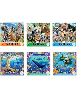 Assorted Ceaco® Animal Selfies Jigsaw Puzzle | Michaels®