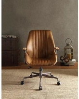 17 Stories Lisk Executive Chair BF091547 Color: Coffee