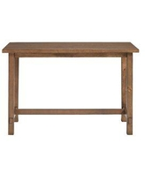 Don T Miss Sales On Hamblen Solid Wood Desk Millwood Pines Color Distressed Gray