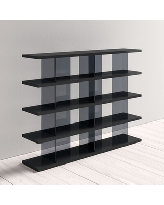 Kendrick 78'' Library Bookcase