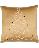 Eastern Accents Glitz Christmas Tree Throw Pillow ATE-886